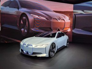 iaa2017 BMW i vision dynamics