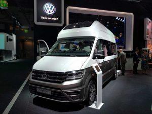 iaa2017 VW california xxl