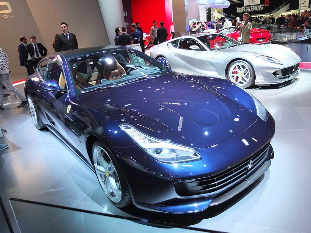 iaa2017 - Ferrari