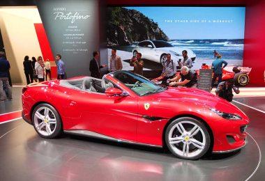 iaa2017 - Ferrari Portofino