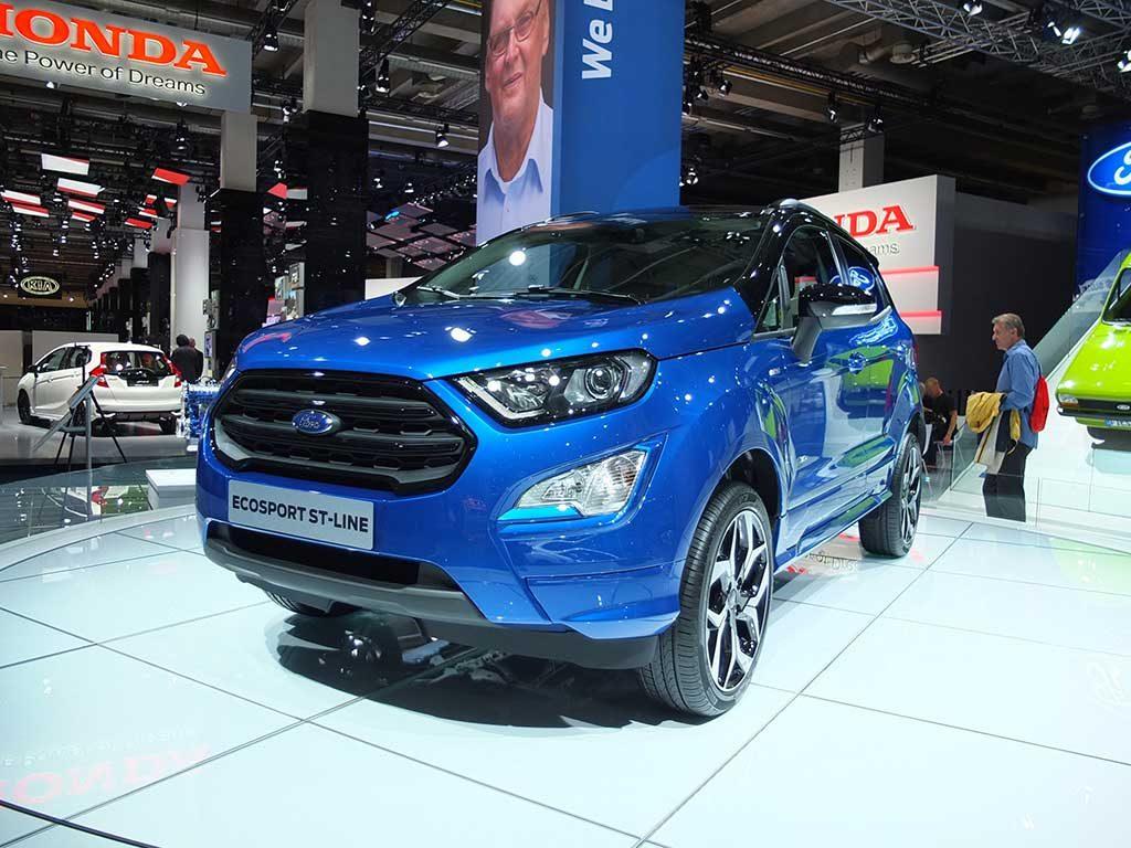 iaa2017 ford ecosport