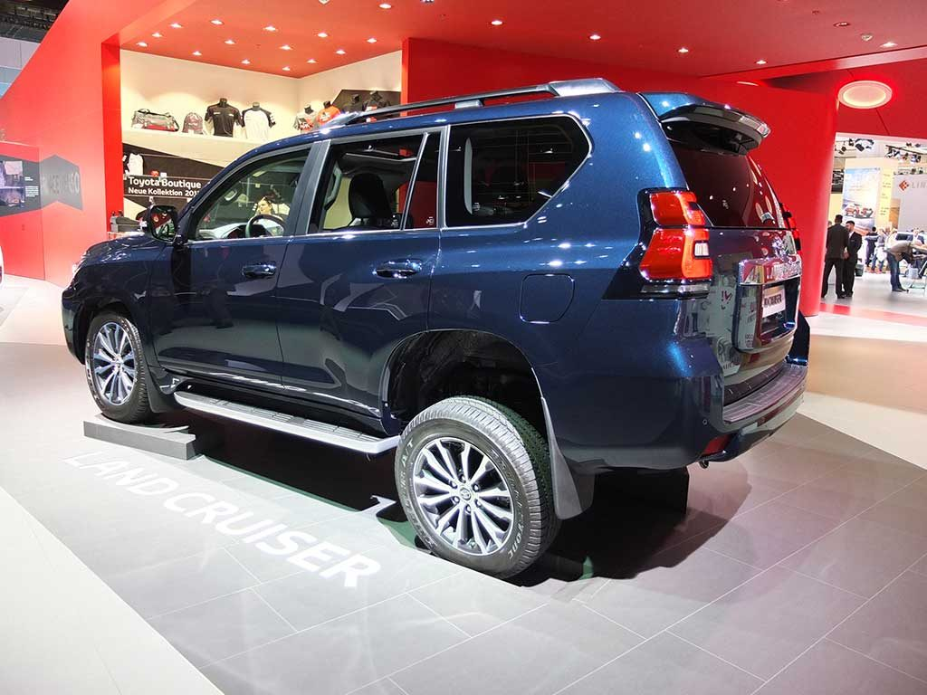iaa2017 toyota land cruiser