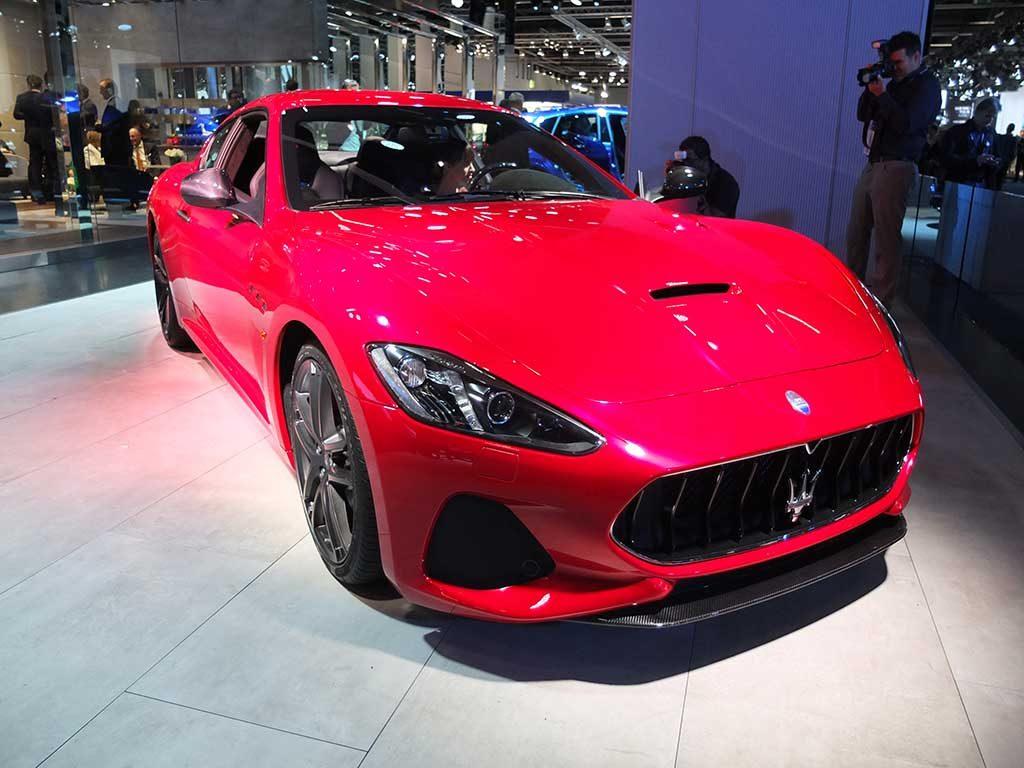 iaa2017 Maserati