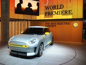 iaa2017 mini electric concept