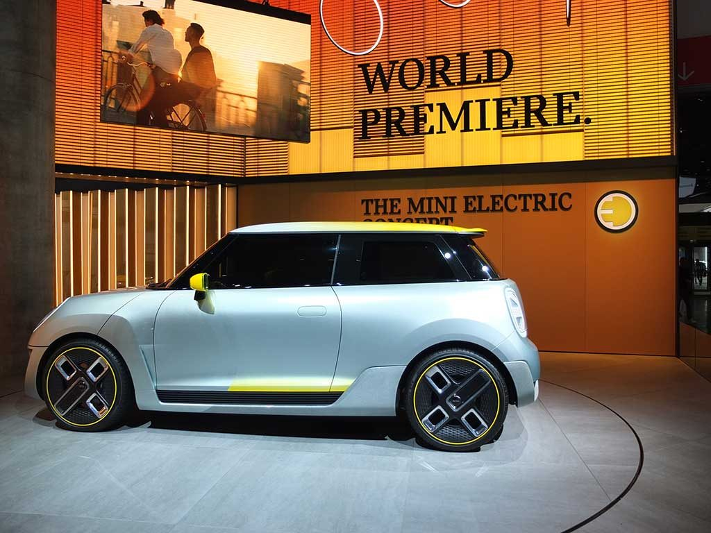iaa2017 mini electric concept