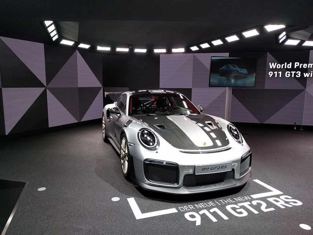 iaa2017 Porsche 911 GT2 RS