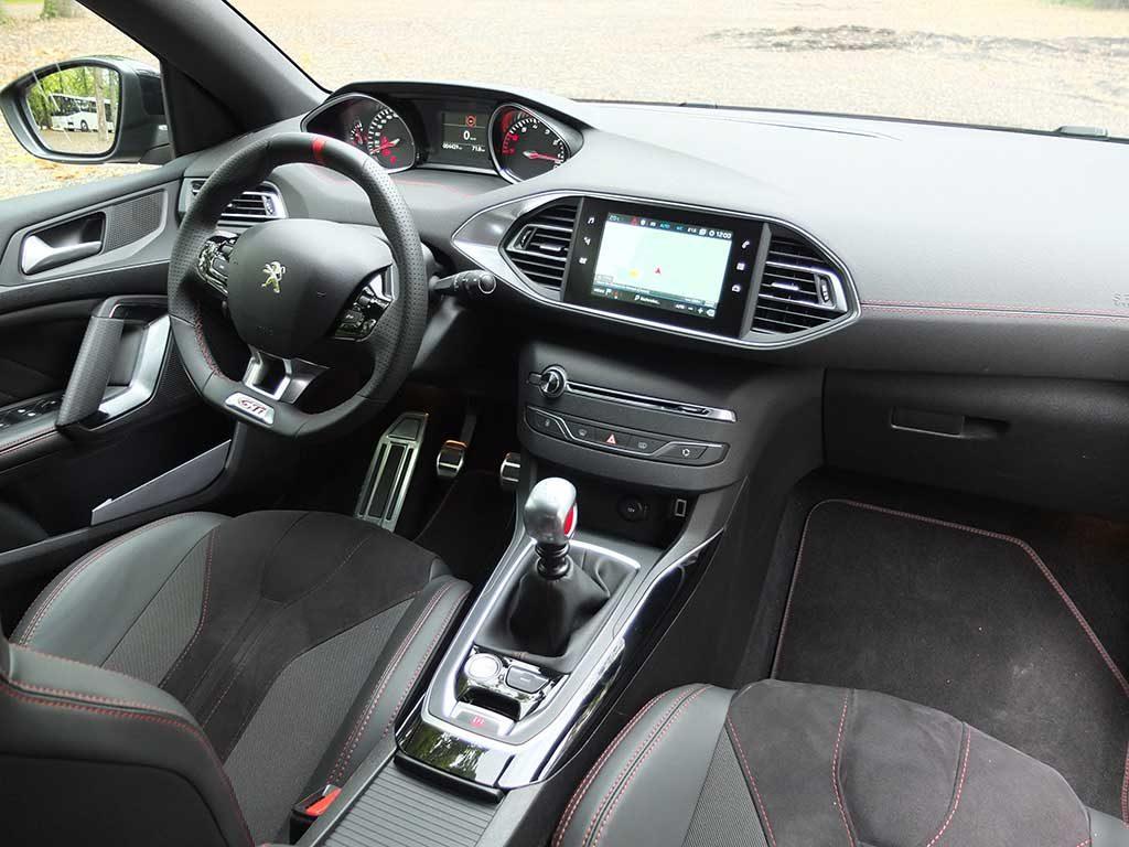 Peugeot 308 GTI phase 2 (2017)