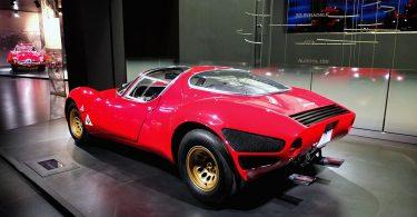 Alfa Romeo 33 Stradale - Museo Storico Milano