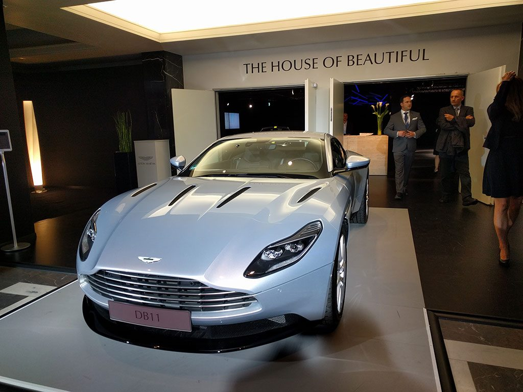 Aston Martin DB11 - house of beautiful