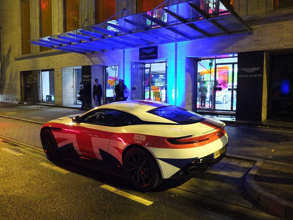 Aston Martin house of beautiful