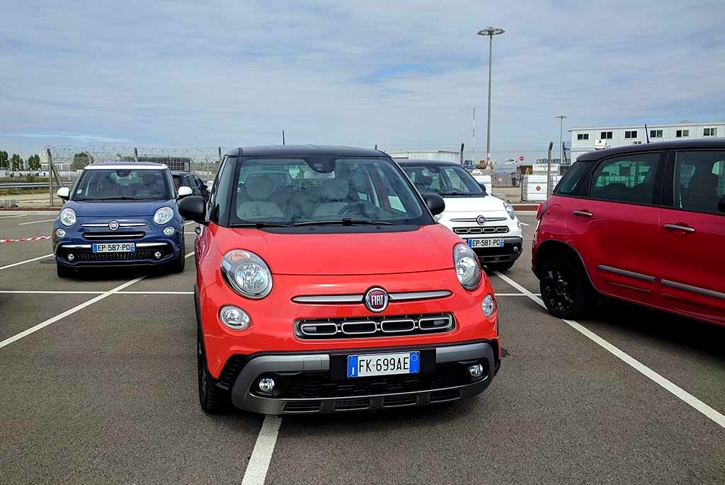 essai Fiat 500L 2017 - cross & lounge