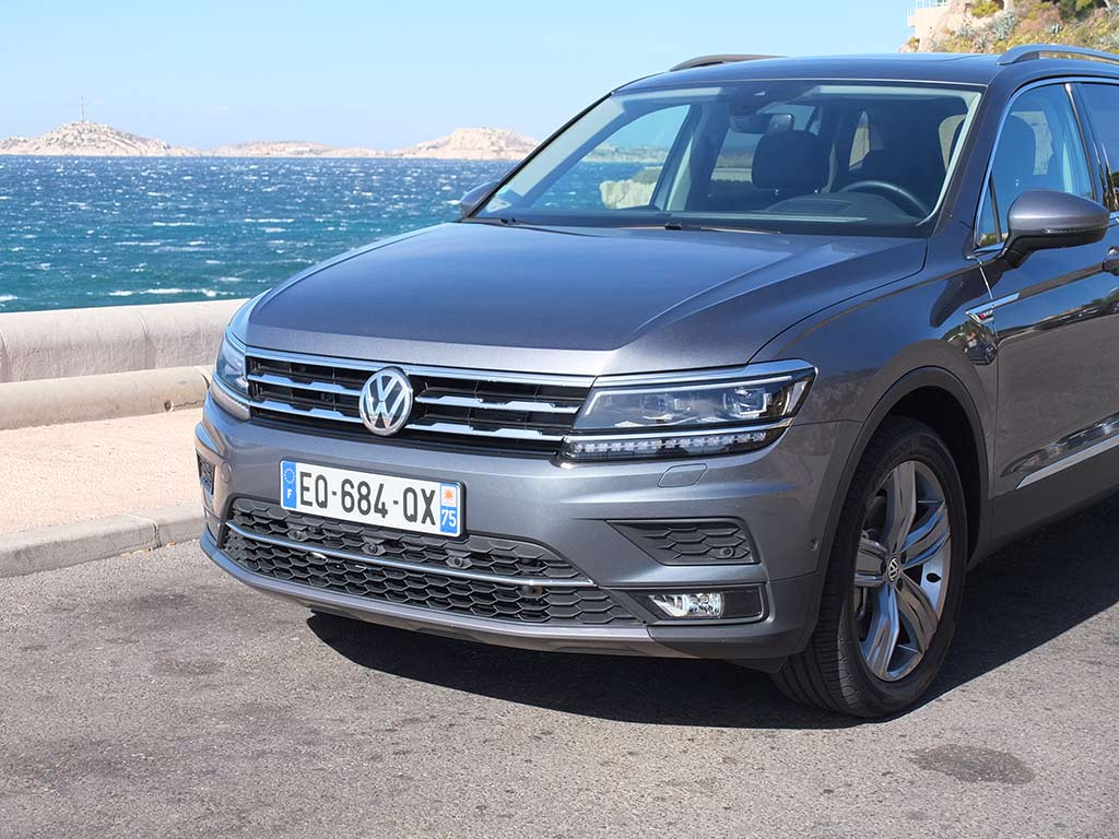 essai du vw tiguan allspace de 5 7 places en 21 cm de plus miss 280ch. Black Bedroom Furniture Sets. Home Design Ideas