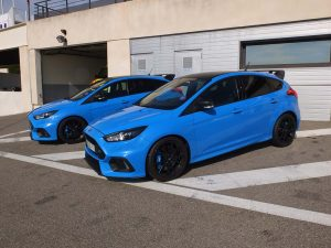 10000 tours du Castellet by Peter Auto - Ford Focus RS