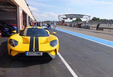 10000 tours du Castellet by Peter Auto - Ford GT