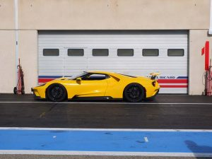 10000 tours du Castellet by Peter Auto - Ford GT