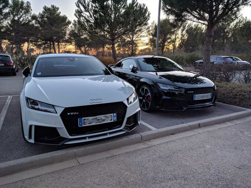 Audi Sport Night - TT RS