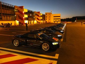 Audi Sport Night - gamme RS