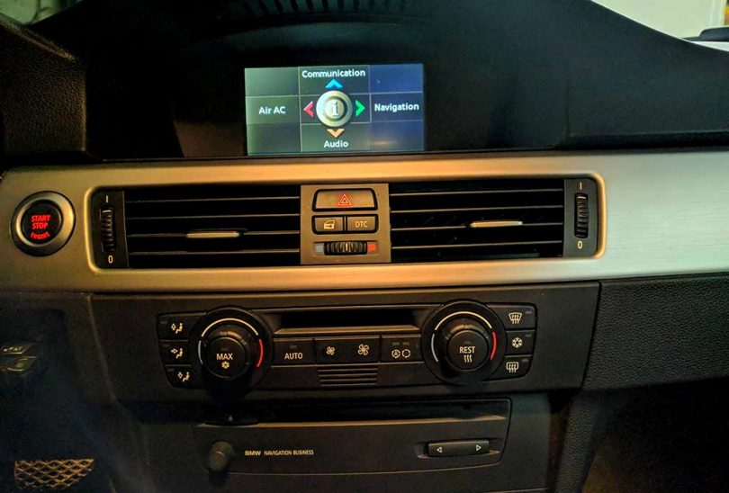 bmw probleme module bluetooth