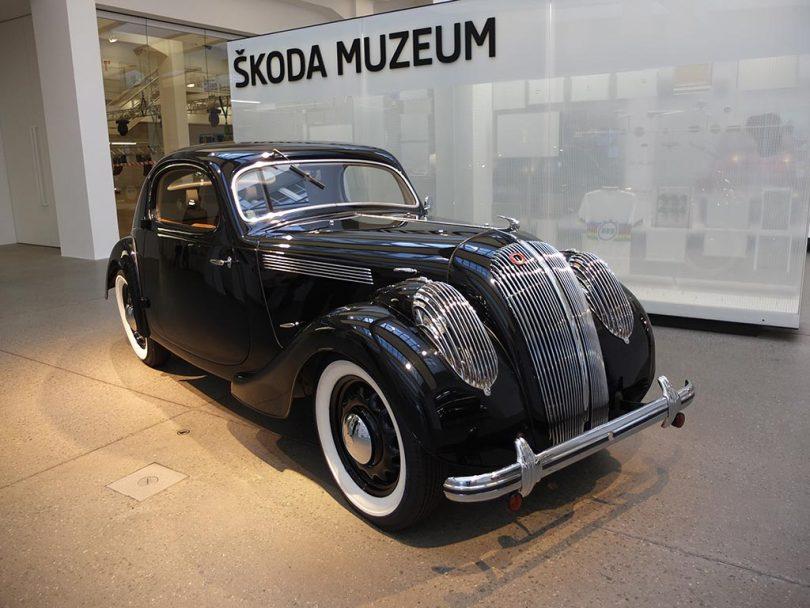 Skoda Museum Mlada Boleslav