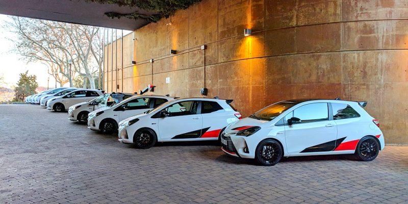 Toyota Yaris GRMN Gazoo Racing