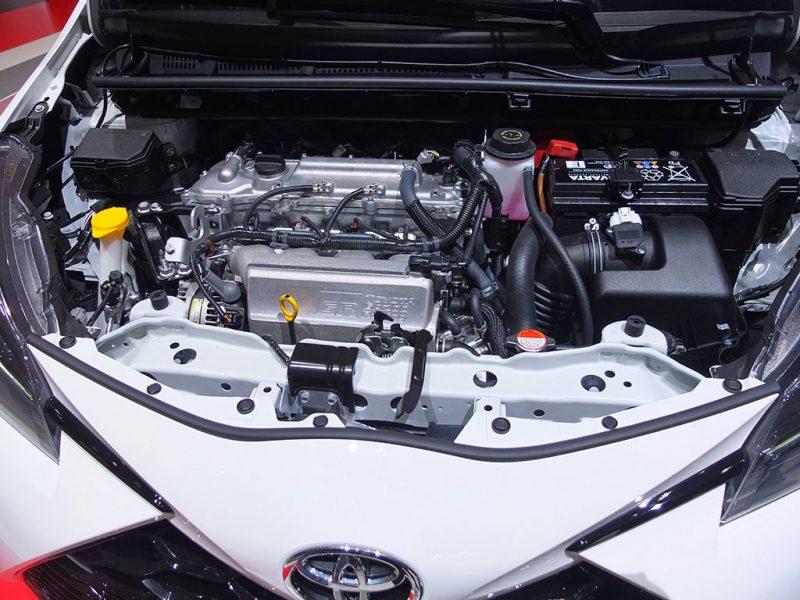 yaris grmn moteur