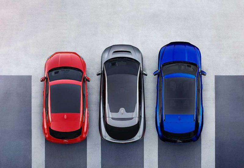 jaguar pace family