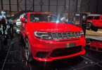 Jeep Grand Cherokee Trackhawk- geneve 2018