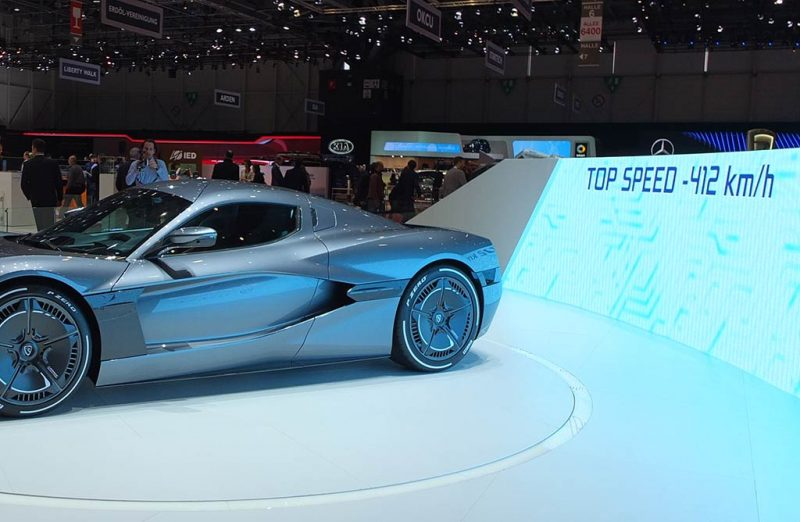 rimac c_two topspeed