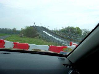 Inauguration nouvelle piste Juvincourt