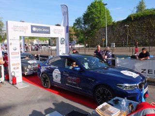 Tour Auto 2018 (Optic2000) - Ari Vatanen BMW ouvreuse
