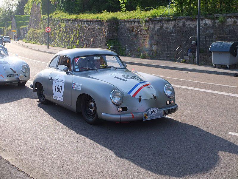 Tour Auto 2018 (Optic2000) - Porsche 356 Pré-A 1954