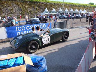 Tour Auto 2018 (Optic2000) - MG A 1959