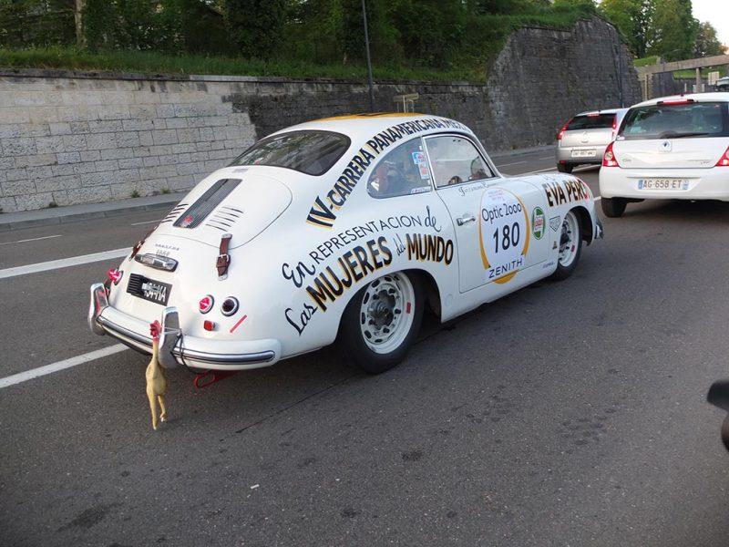 Tour Auto 2018 (Optic2000) - Porsche 356 Pré-A 1953