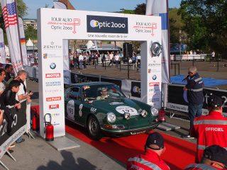 Tour Auto 2018 (Optic2000) - Porsche 911 2.0 1965