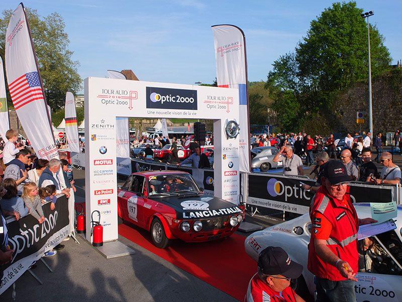 Tour Auto 2018 (Optic2000) - Lancia Fulvia 1600 HF 1970