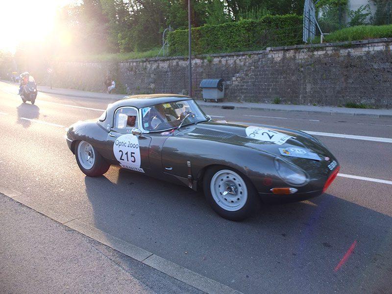 Tour Auto 2018 (Optic2000) - Jaguar Type E 3.8 1963