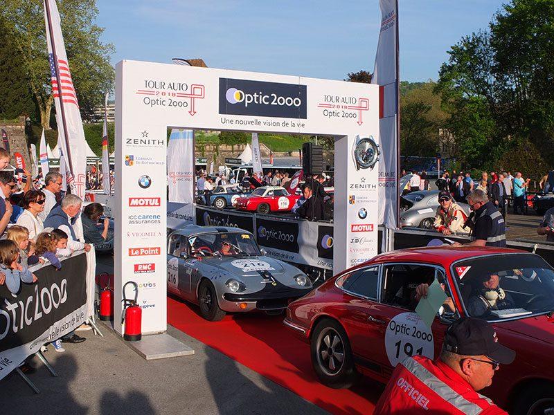 Tour Auto 2018 (Optic2000) - Lotus Elan 26R 1965