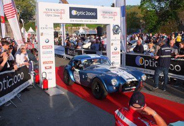 Tour Auto 2018 (Optic2000) - Shelby Cobra Daytona 1964