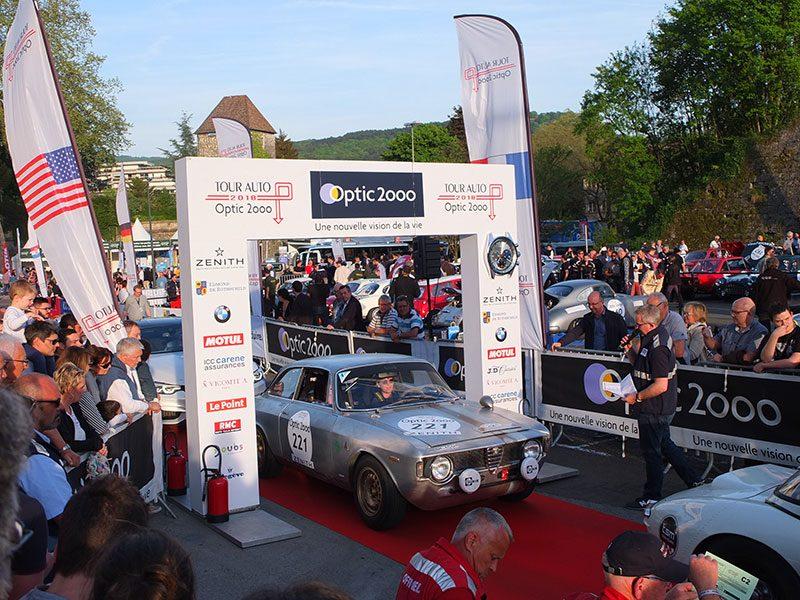 Tour Auto 2018 (Optic2000) - Alfa Romeo Giulia Sprint GTA 1965