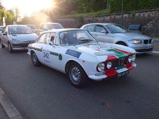 Tour Auto 2018 (Optic2000) - Alfa Romeo 2000 GTV 1972