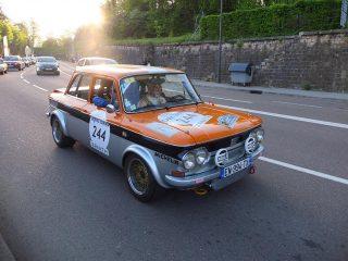Tour Auto 2018 (Optic2000) - NSU 1200 TT Gr II 1972