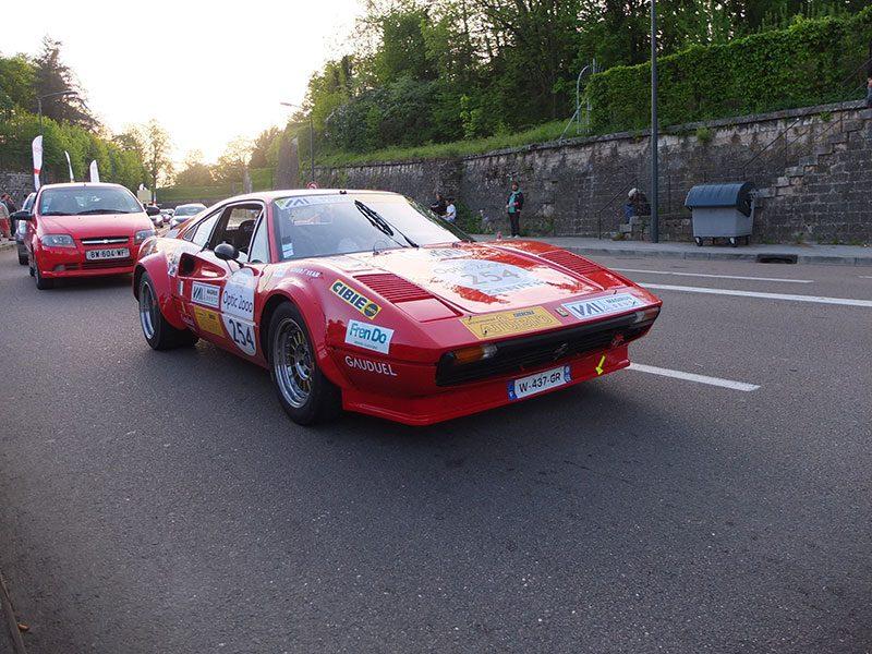 Tour Auto 2018 (Optic2000) - Ferrari 308 Gr IV 1976