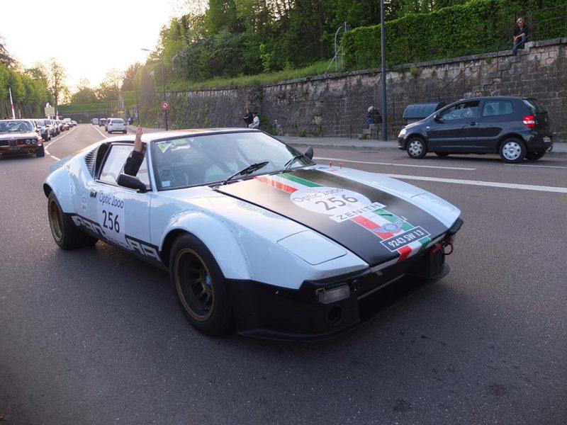 Tour Auto 2018 (Optic2000) - De Tomaso Pantera Gr IV 1972