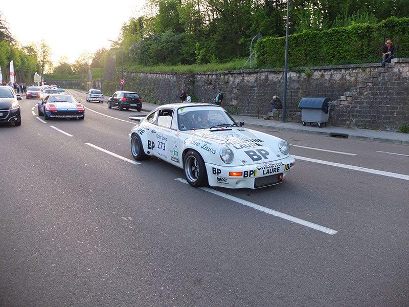 Tour Auto 2018 (Optic2000) - Porsche 911 carrera RSR 3.0 1974