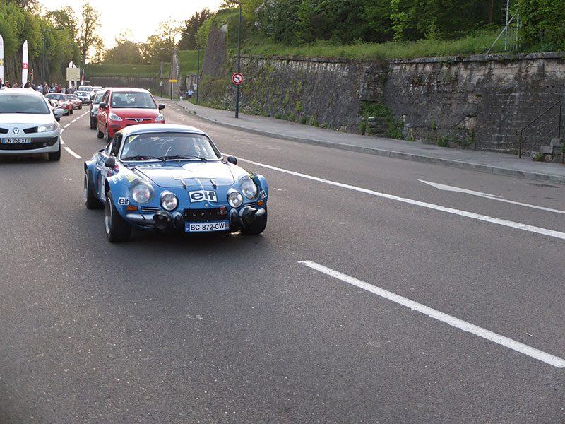 Tour Auto 2018 (Optic2000) - Alpine A110 1600 S 1972