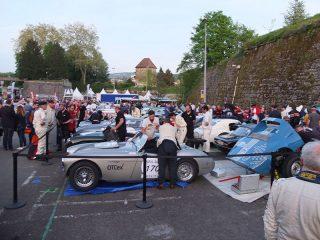 Tour Auto 2018 (Optic2000) - Parc Fermé