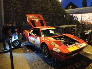Tour Auto 2018 (Optic2000) - Parc Fermé - Ferrari 308 Gr IV 1976