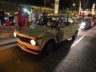 Tour Auto 2018 (Optic2000) - BMW 2002 Turbo 1975 dominique Chapatte