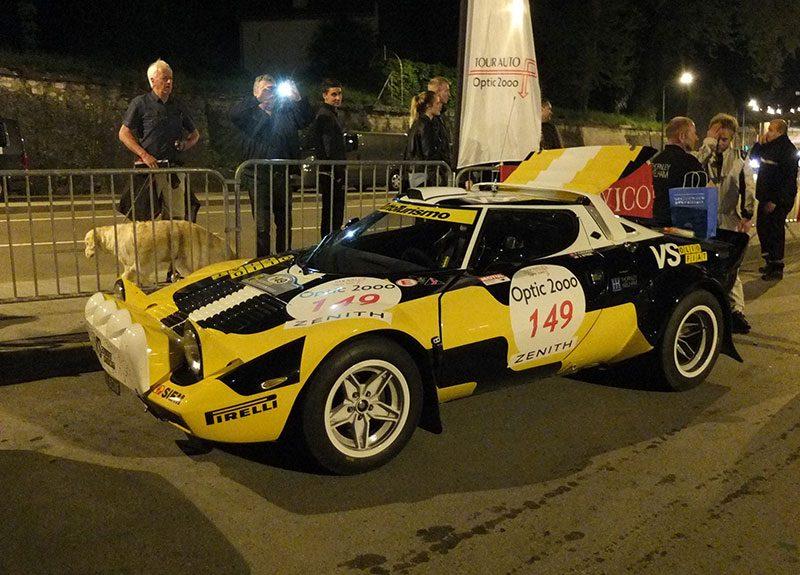 Tour Auto 2018 (Optic2000) - Lancia Stratos Gr IV 1974