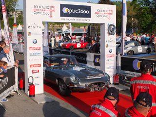 Tour Auto 2018 (Optic2000) - Jaguar invité